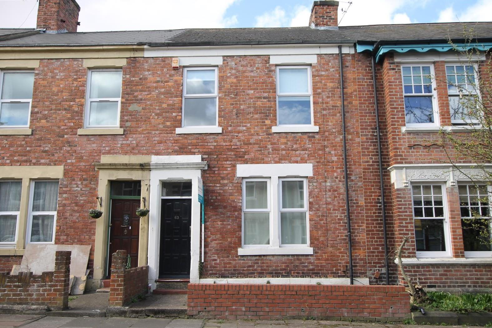 Sidney Grove Newcastle Upon Tyne, 5 Bedrooms  House ,For Sale